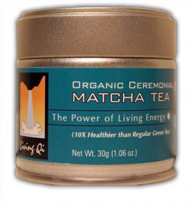 matcha alpha brain waves