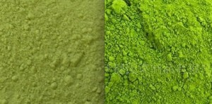 matcha tea powder vs green tea powder