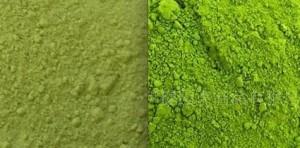 matcha tea powder vs green tea powder